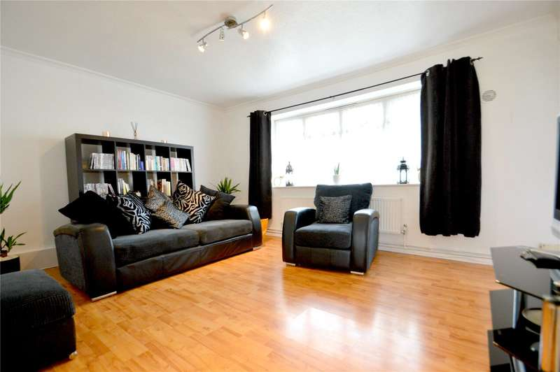 2 Bedrooms Apartment Flat for sale in Roden Gardens, Croydon, Surrey