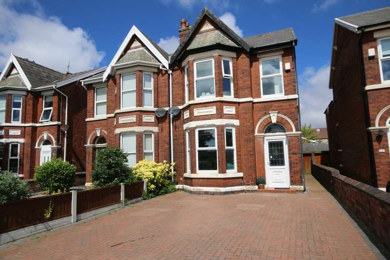 3 Bedrooms Semi Detached House for sale in Denmark Road, Churchtown, Southport