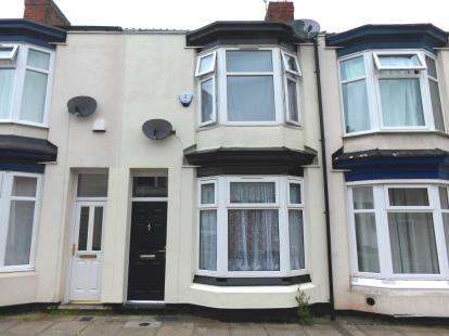 2 Bedrooms Terraced House for sale in Outram Street, Middlesbrough