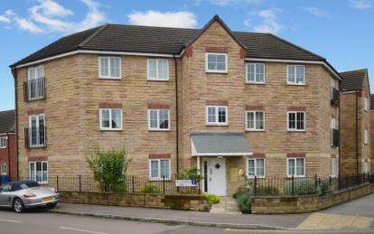2 Bedrooms Flat for sale in Ecclesfield Way, Ecclesfield, Sheffield, South Yorkshire