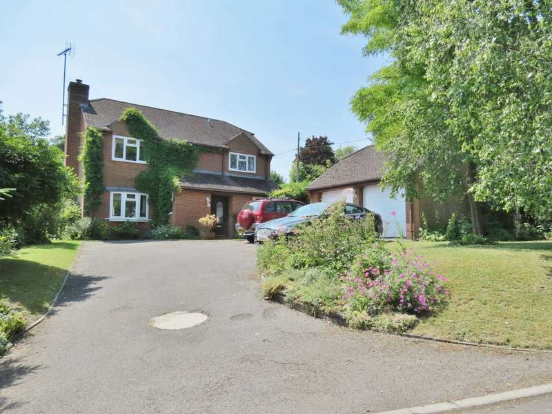4 Bedrooms Detached House for sale in Chapel Lane, Collingbourne Kingston