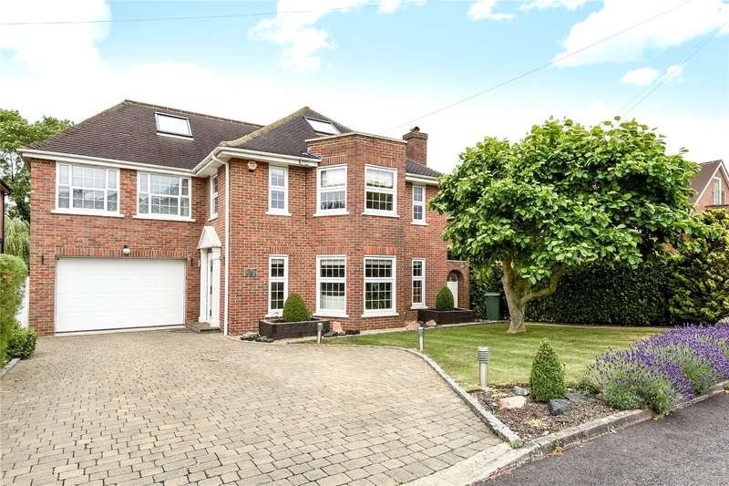 7 Bedrooms Detached House for sale in Halland Way, Northwood, Middlesex, HA6