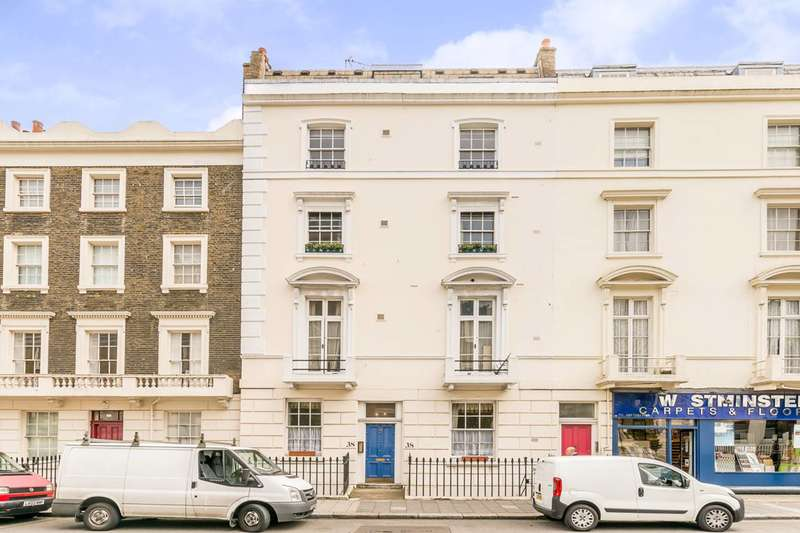 2 Bedrooms Flat for sale in Denbigh Street, Pimlico, SW1V