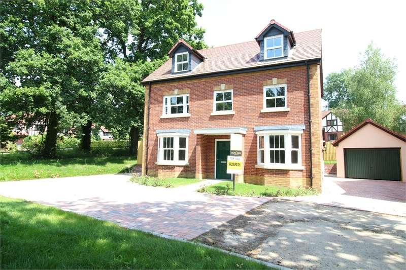 5 Bedrooms Detached House for sale in Plot , The Commodore, Llanyravon, Cwmbran, NP44