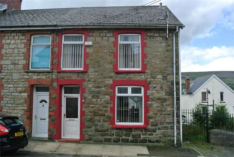 3 Bedrooms End Of Terrace House for sale in Duke Street, Blaenavon, Pontypool, NP4