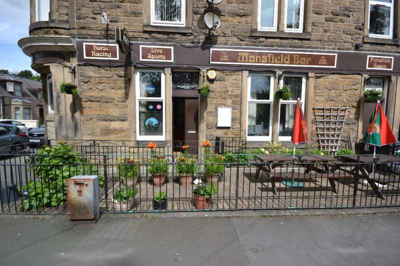 Property for sale in Mansfield Bar, 16 Mansfield Road Hawick, TD9 8AB