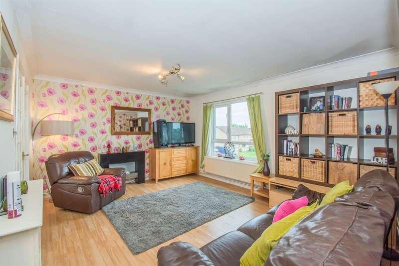 1 Bedroom Flat for sale in Brynheulog, Pentwyn, Cardiff