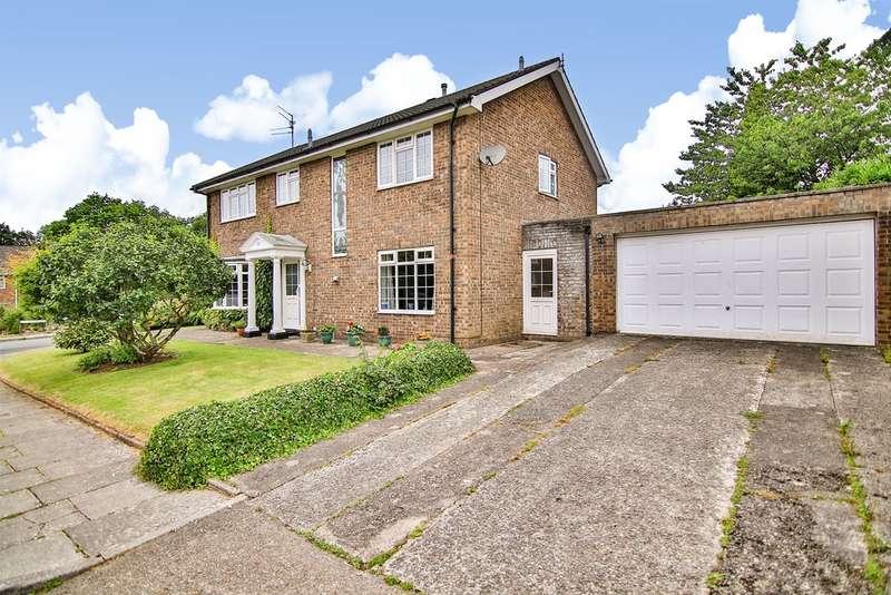 5 Bedrooms Detached House for sale in Ridgeway, Lisvane, Cardiff