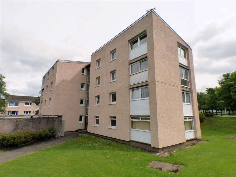 2 Bedrooms Apartment Flat for sale in Ballochmyle, Calderwood, EAST KILBRIDE