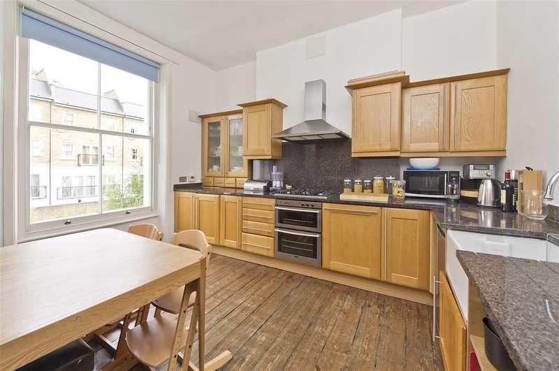 3 Bedrooms Flat for sale in Coningham Road, Shepherd's Bush