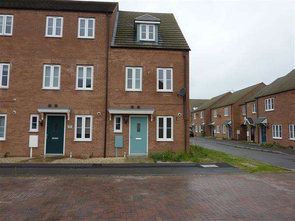 4 Bedrooms Town House for sale in ROBERT PEARSON MEWS, GRIMSBY