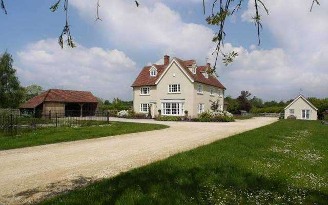 6 Bedrooms Detached House for sale in Little Bury Farm, Bury Road, Pleshey, Chelmsford