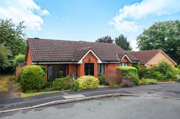 3 Bedrooms Detached Bungalow for sale in Copperfield, Bridgnorth, Shropshire