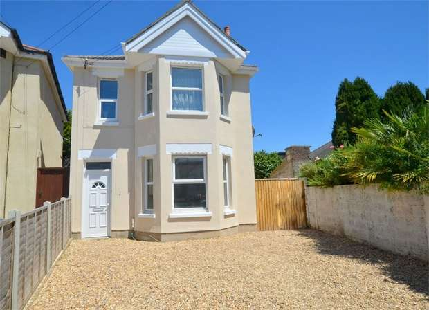 1 Bedroom Flat for sale in Stewart Road, Bournemouth, Dorset