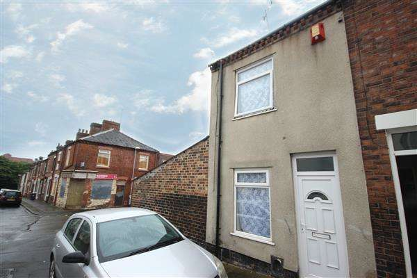 3 Bedrooms End Of Terrace House for sale in Denbigh Street, Hanley, Stoke-on-Trent
