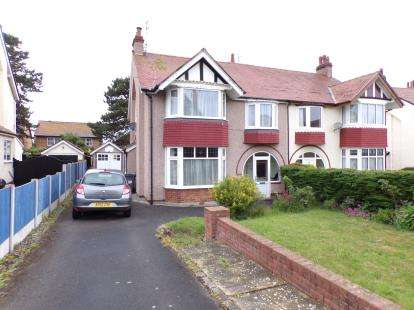 3 Bedrooms Semi Detached House for sale in College Avenue, Rhos On Sea, Colwyn Bay, Conwy, LL28