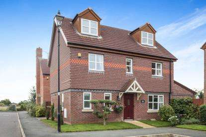 4 Bedrooms Detached House for sale in Norlands Park, Widnes, Cheshire, Widnes, WA8