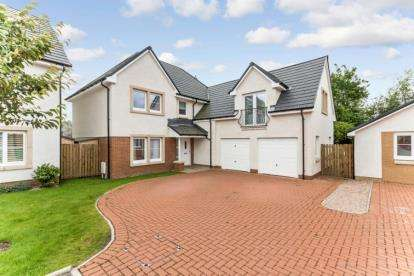 4 Bedrooms Detached House for sale in McNaughton Court, Stirling