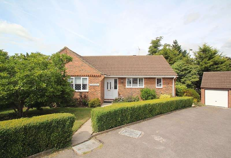 3 Bedrooms Detached Bungalow for sale in North Hill, Fareham