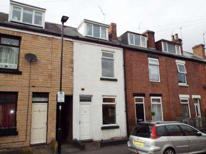 3 Bedrooms Terraced House for sale in Taplin Road, Sheffield, South Yorkshire