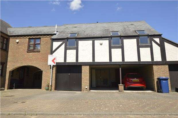 1 Bedroom End Of Terrace House for sale in Furlong Lane, Bishops Cleeve, GL52 8NJ