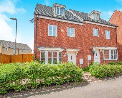 4 Bedrooms Semi Detached House for sale in Venus Way, Peterborough, Cambridgeshire, .