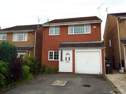 3 Bedrooms Detached House for sale in Bosden Close, Handforth, Wilmslow, Cheshire
