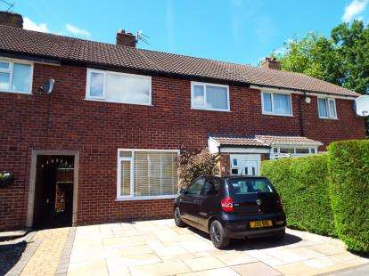 3 Bedrooms Terraced House for sale in Hampson Crescent, Handforth, Wilmslow, Cheshire