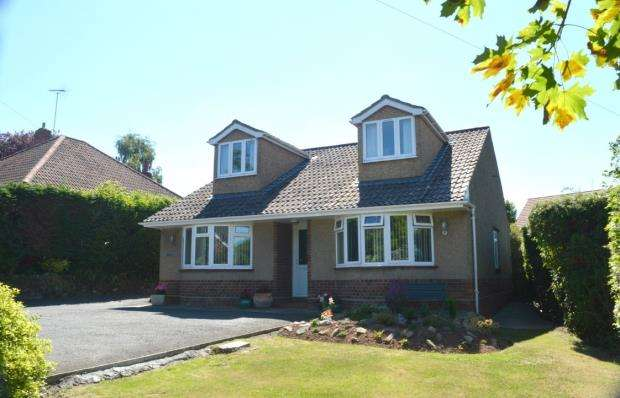 4 Bedrooms Detached Bungalow for sale in Yallands Hill, Monkton Heathfield, Taunton, Somerset