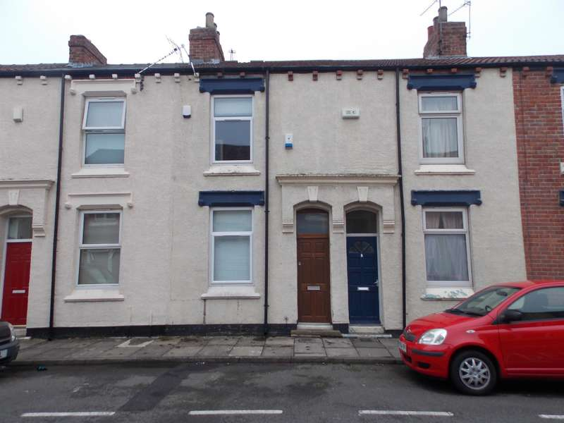 4 Bedrooms Terraced House for sale in Holly Street, Middlesbrough, TS1 3ED