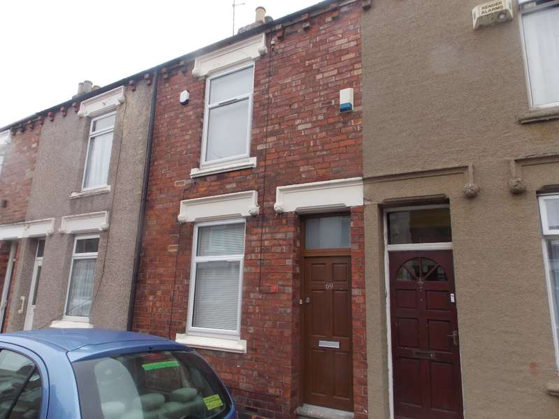 4 Bedrooms Terraced House for sale in Errol Street, Middlesbrough, TS1 3LW