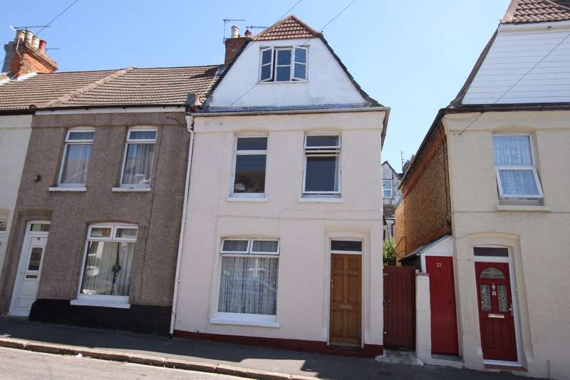 3 Bedrooms Terraced House for sale in Ramsgate
