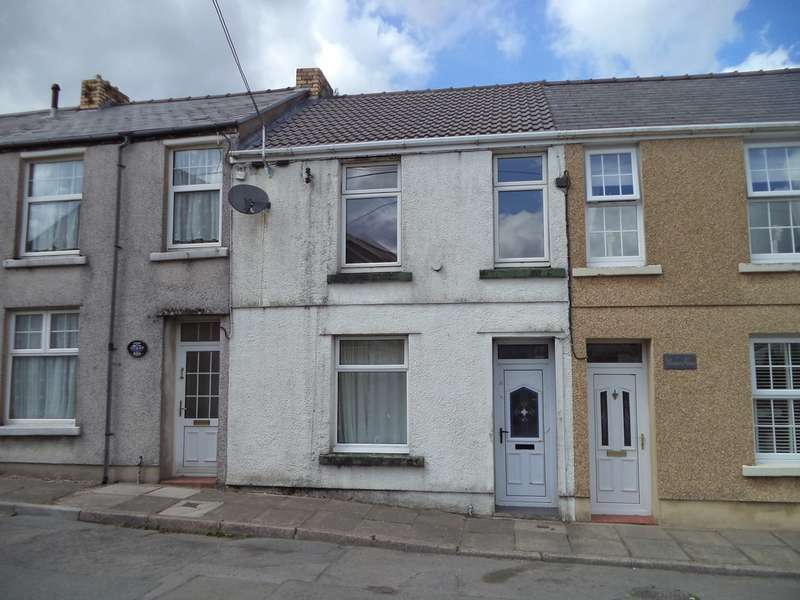 Property for sale in Hughes Avenue, Ebbw Vale, NP23