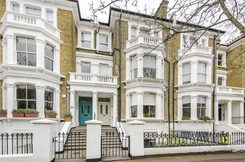 5 Bedrooms Terraced House for sale in Gauden Road, London, SW4