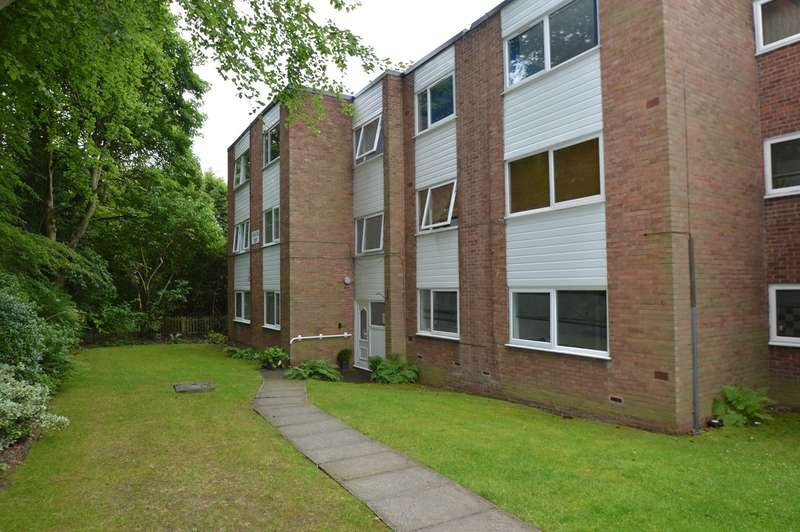 1 Bedroom Apartment Flat for sale in Moor End Court, Bury New Road, SALFORD, M7