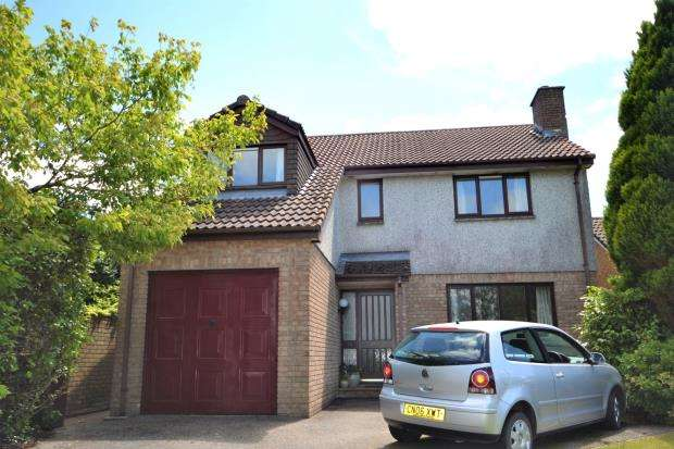 4 Bedrooms Detached House for sale in Trelawney Rise, Callington, Cornwall