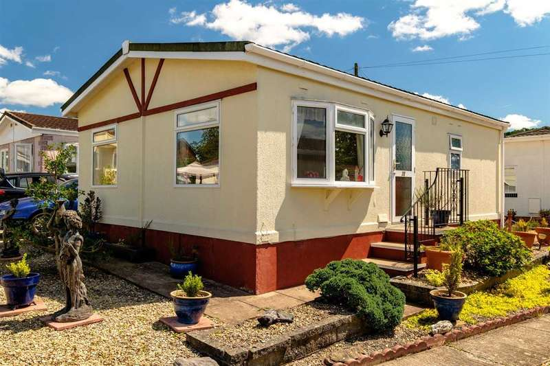 2 Bedrooms Park Home Mobile Home for sale in Sunny Haven, Howey, Llandrindod Wells