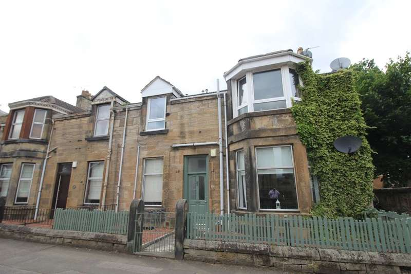 1 Bedroom Flat for sale in Montgomery Street, Larkhall, ML9