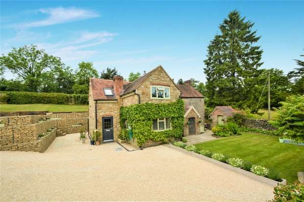 4 Bedrooms Country House Character Property for sale in 4 Hilltop, Much Wenlock, Shropshire