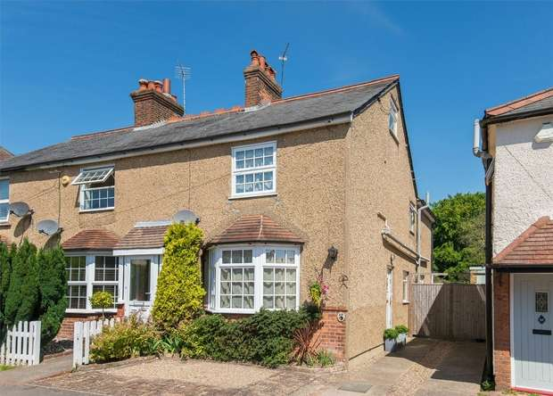 3 Bedrooms Cottage House for sale in Glebe Road, Chalfont St Peter, Buckinghamshire