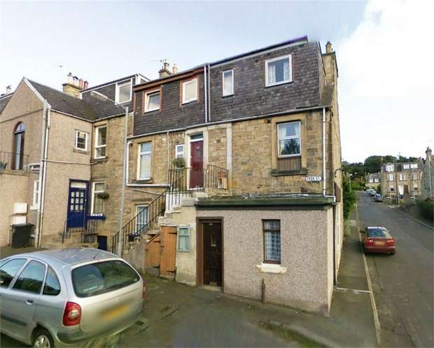 3 Bedrooms Maisonette Flat for sale in Park Street, Hawick, Scottish Borders