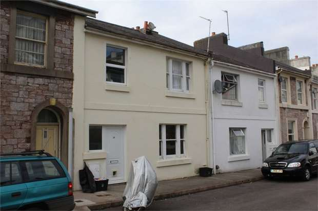 3 Bedrooms Terraced House for sale in Pennsylvania Road, Torquay, Devon