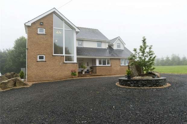 4 Bedrooms Detached House for sale in Hermon, Hermon, Glogue, Pembrokeshire