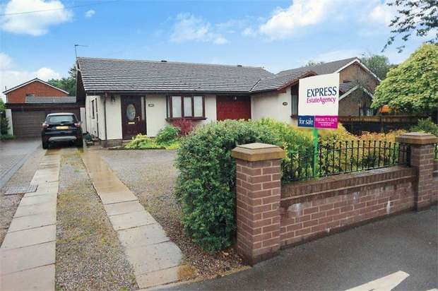 2 Bedrooms Semi Detached Bungalow for sale in Tag Lane, Higher Bartle, Preston, Lancashire