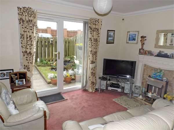 2 Bedrooms Flat for sale in Byerley Court, Shildon, Durham