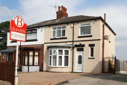 3 Bedrooms Semi Detached House for sale in Richmond Road, Sheffield, South Yorkshire