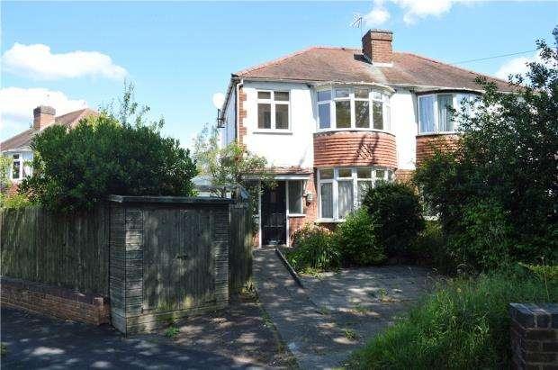3 Bedrooms Semi Detached House for sale in Braemar Road, Cubbington, Leamington Spa, Warwickshire