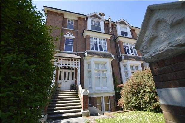1 Bedroom Flat for sale in Dane Road, ST LEONARDS, East Sussex, TN38 0QN