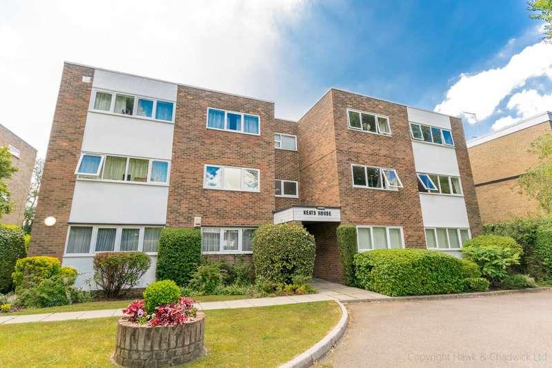 2 Bedrooms Flat for sale in Milton Road, Harpenden