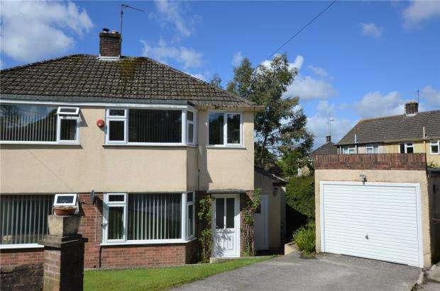 3 Bedrooms Semi Detached House for sale in Dark Street Lane, Plymouth, Devon